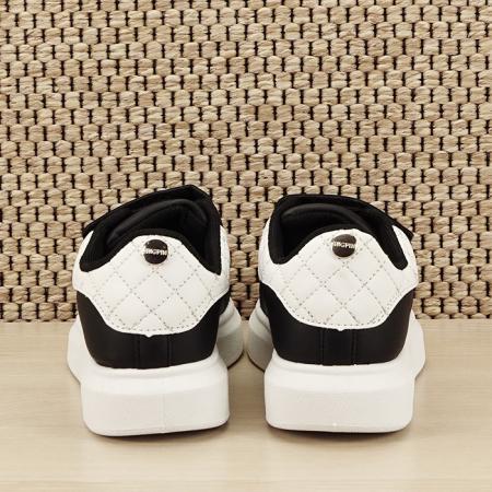 Sneakers copii negru Chris [5]