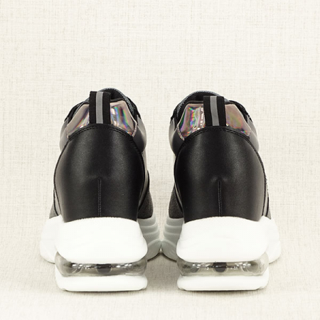 Sneakers gri High-Top Luna6