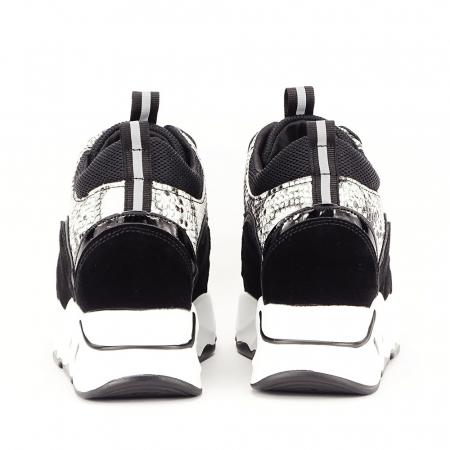 Sneakers negri High-Top Leslie6