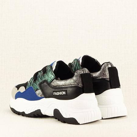 Sneakers negru Valeria5