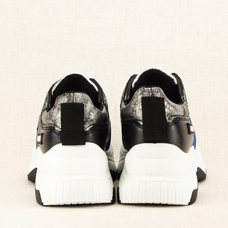 Sneakers negru Valeria6