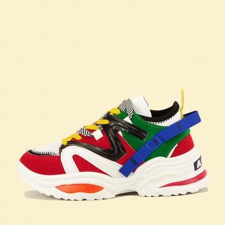 Sneakers multicolor Vicky0