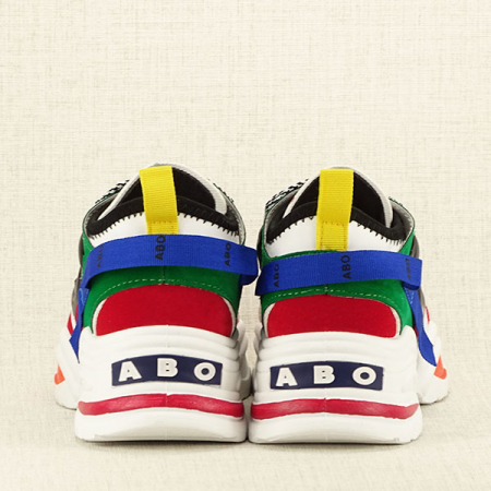 Sneakers multicolor Vicky6