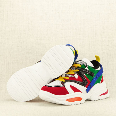 Sneakers multicolor Vicky7
