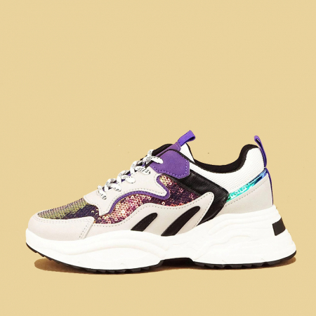 SNEAKERS MULTICOLOR ZOE0