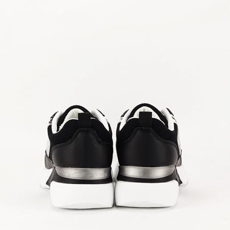 Sneakers negru Fabia [5]