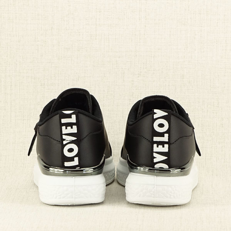 Sneakers negru Brenda [6]