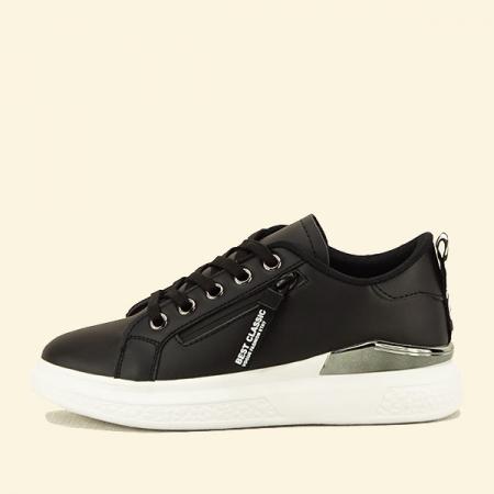 Sneakers negru Brenda [0]