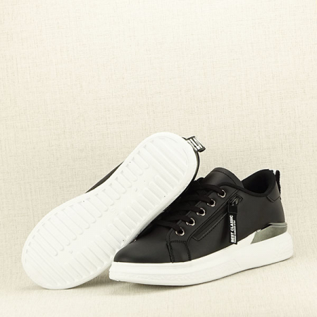 Sneakers negru Brenda [7]
