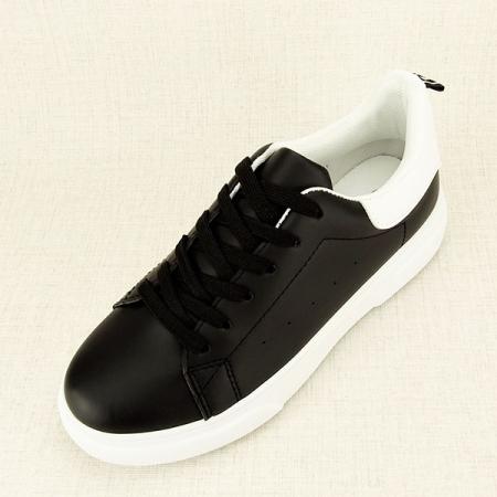 Sneakers negru Estera1