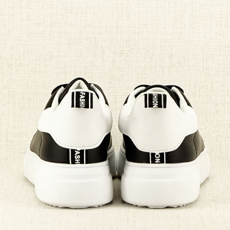 Sneakers negru Estera6