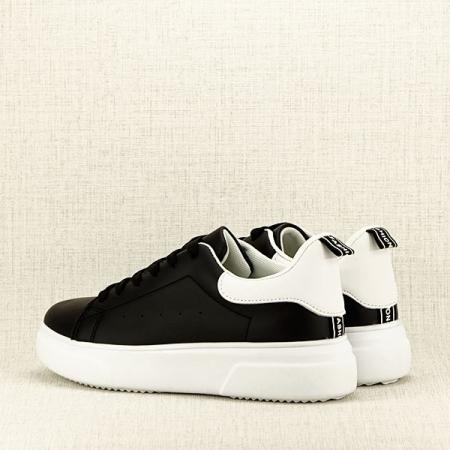 Sneakers negru Estera4