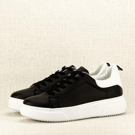 Sneakers negru Estera2