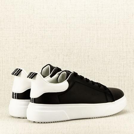 Sneakers negru Estera5