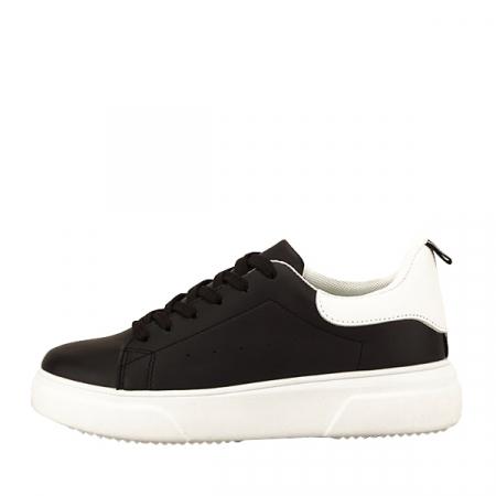 Sneakers negru Estera0