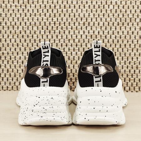 Sneakers negru Martina [5]