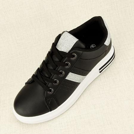 Sneakers negru Sonia 21
