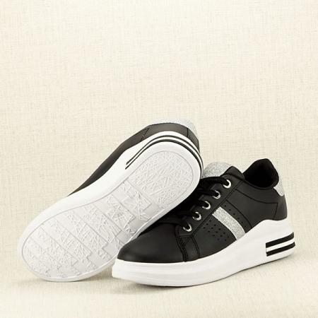Sneakers negru Sonia 27
