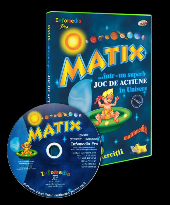 MATIX – Matematică pentru clasele a III-a şi a IV-a 0