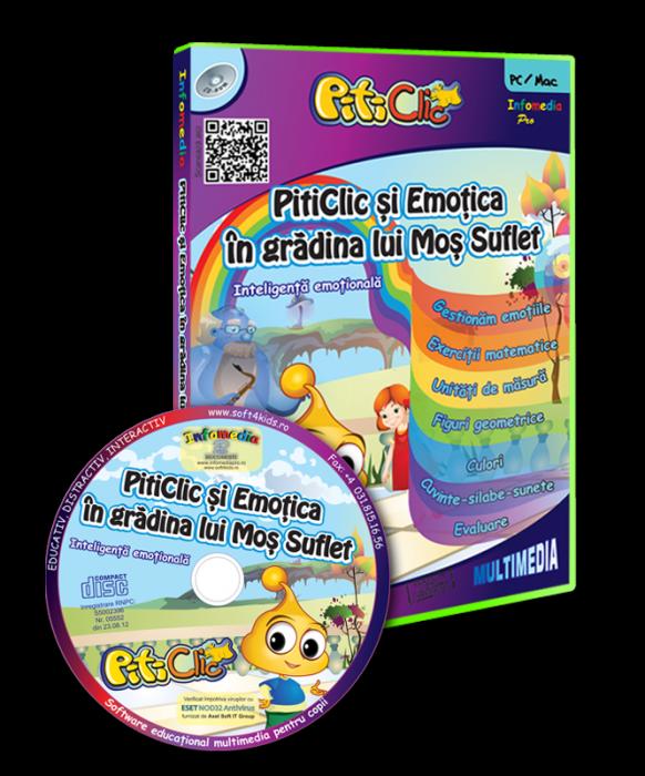 PitiClic și Emoțica în grădina lui Moș Suflet 0