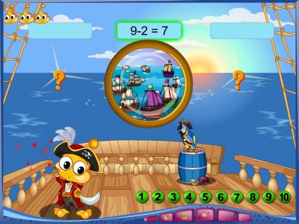 PitiClic pirat la vânătoare de cunoștințe! 2
