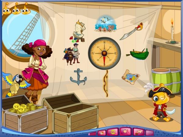 PitiClic pirat la vânătoare de cunoștințe! 4