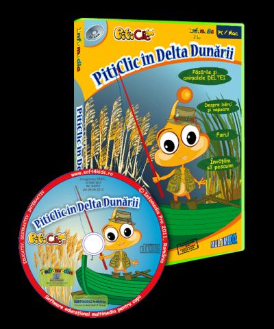 PitiClic în Delta Dunării0