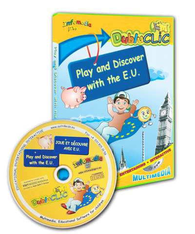 Play and Discover with the E.U.0