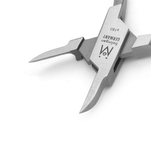 Clește profesional pentru unghii încarnate, cu vârf ascuțit, FINOX® [6]