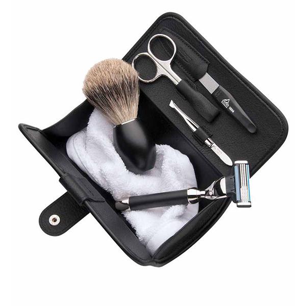 Trusă călătorie pentru bărbierit si manichiură [0]