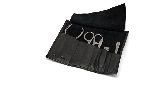 Trusă manichiură-pedichiură, oțel inoxidabil FINOX® [1]