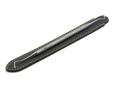 Chiuretă profesională dublă pentru unghii încarnate, FINOX® [0]