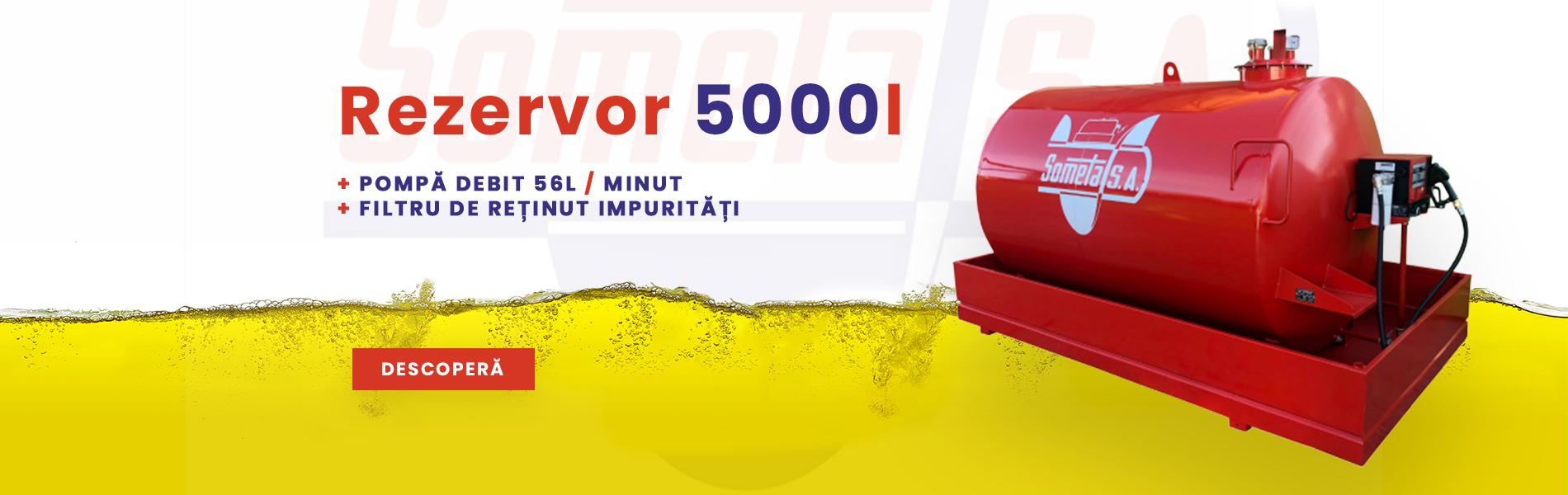 Rezervor 5000l