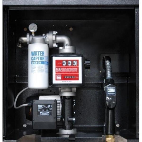 Filtru  absorbtie apa din motorina cu captator - Piusi Italia Water Captor 70L/min 1