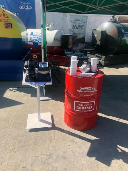 Filtru  absorbtie apa din motorina cu captator - Piusi Italia Water Captor 70L/min 2