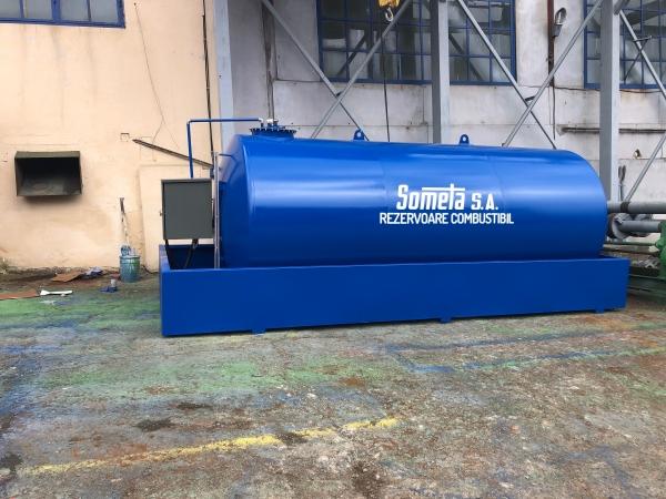 Rezervor suprateran 15000 litri cu pompa ST BOX in cutie 1