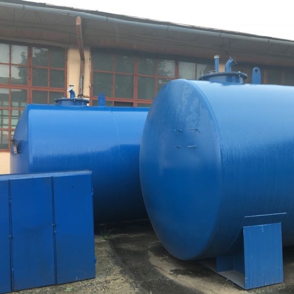Rezervor suprateran cu pereti dubli  30000 litri 3