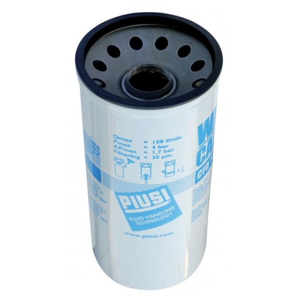 Filtru absorbtie apa din motorina - Piusi Italia Water Captor 70L/min 1