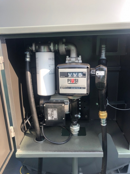 Filtru absorbtie apa din motorina - Piusi Italia Water Captor 70L/min 2
