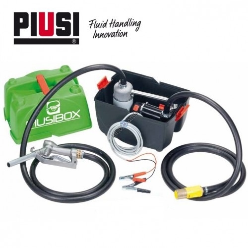 Pompa transfer motorina PIUSI BOX 1