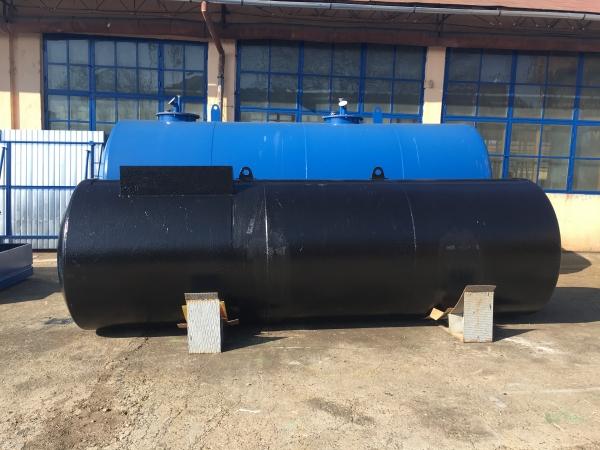 Rezervor subteran 10000 litri cu pereți dubli 1