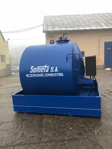 Rezervor suprateran 5000 litri cu pompă ST BOX 0