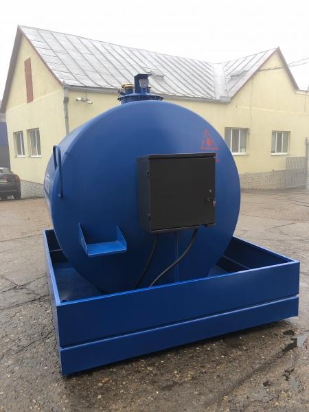 Rezervor suprateran 5000 litri cu pompă ST BOX 1