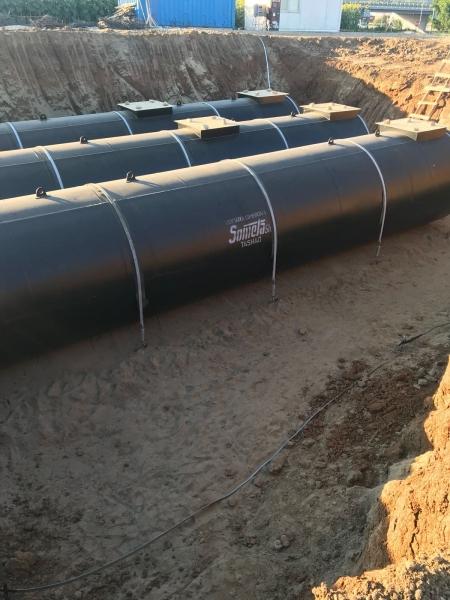 Rezervor subteran 60000 litri pereti dubli 9