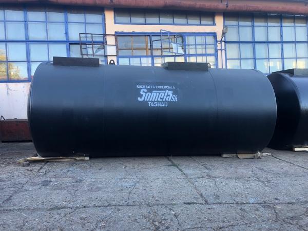 Rezervor subteran 30000 litri cu pereti dubli 1