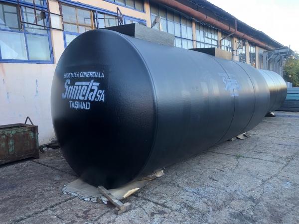 Rezervor subteran 30000 litri cu pereti dubli 0