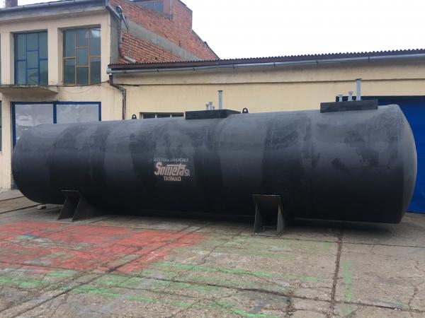 Rezervor subteran 50000 litri cu pereti dubli 2