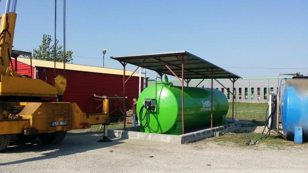 Rezervor suprateran cu pereti dubli  20000 litri [4]