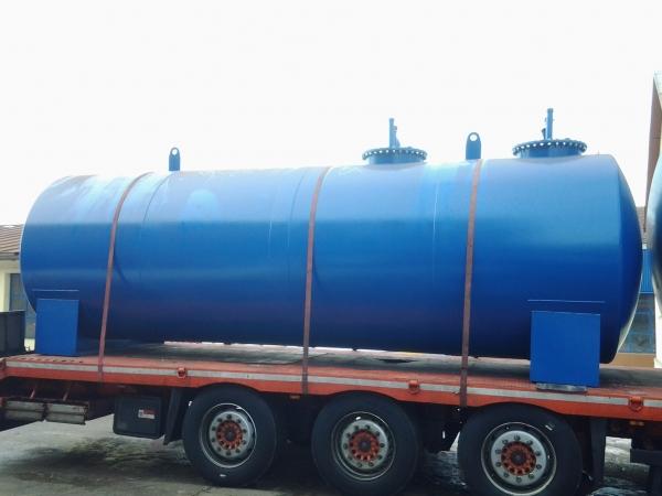 Rezervor suprateran cu pereti dubli  20000 litri [3]