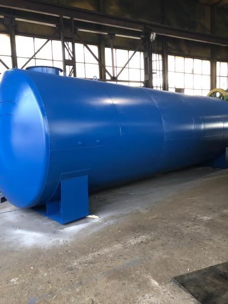 Rezervor suprateran cu pereti dubli  20000 litri [1]